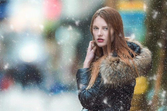 Pielęgnacja cery zimą